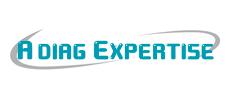Logo - A'diag Expertise