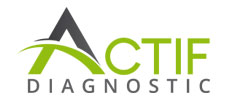 Logo - ACTIF DIAGNOSTIC