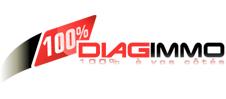 Logo - SARL 100% DIAGIMMO
